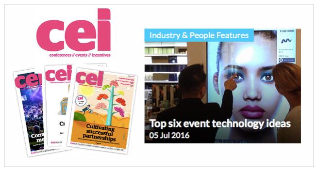 CEI Asia magazine