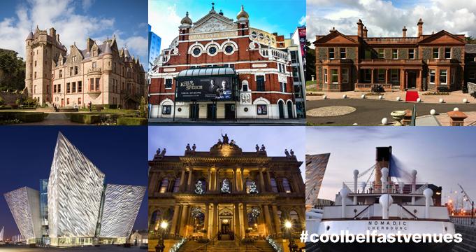 Belfast corporate venues
