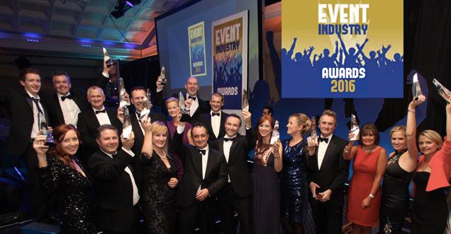 photo of event industry awards ireland 2016